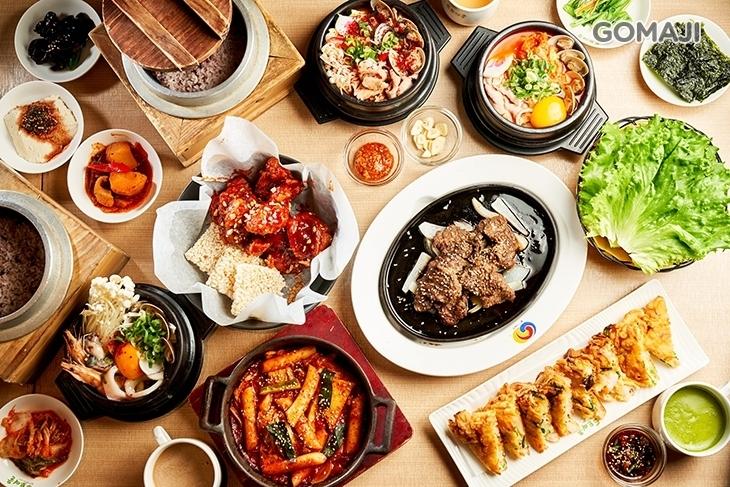 豆腐村 韓國嫩豆腐煲專門店(遠百中山店)