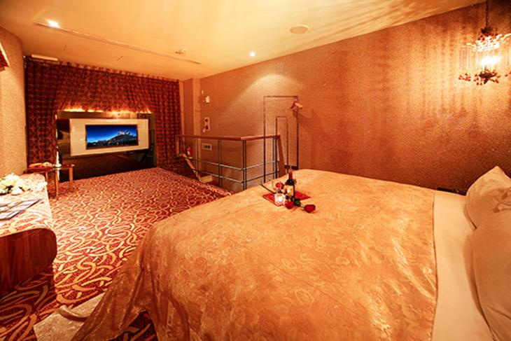 台中-風緻主題精品汽車旅館