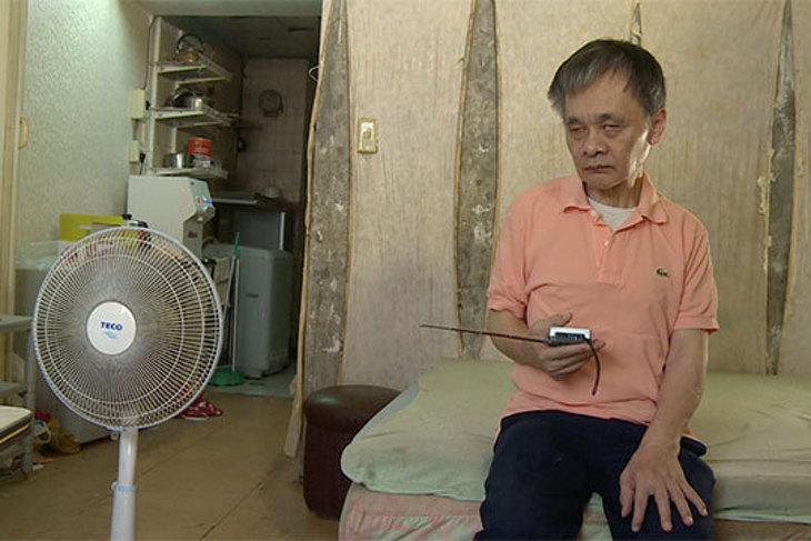 一起夢想-守護視障獨居老人計畫