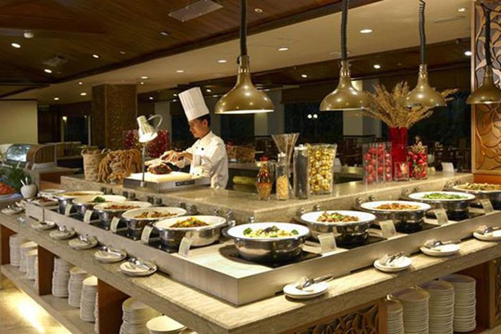 知本老爺酒店-那魯灣餐廳