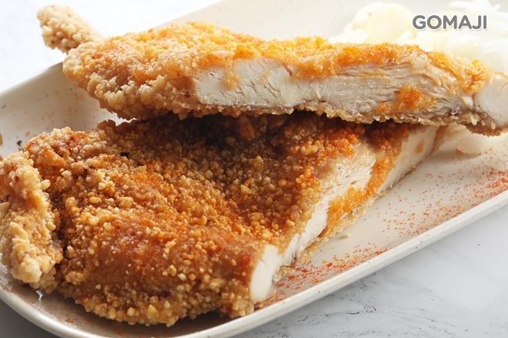 詠晴嫩雞百分百鹹酥雞