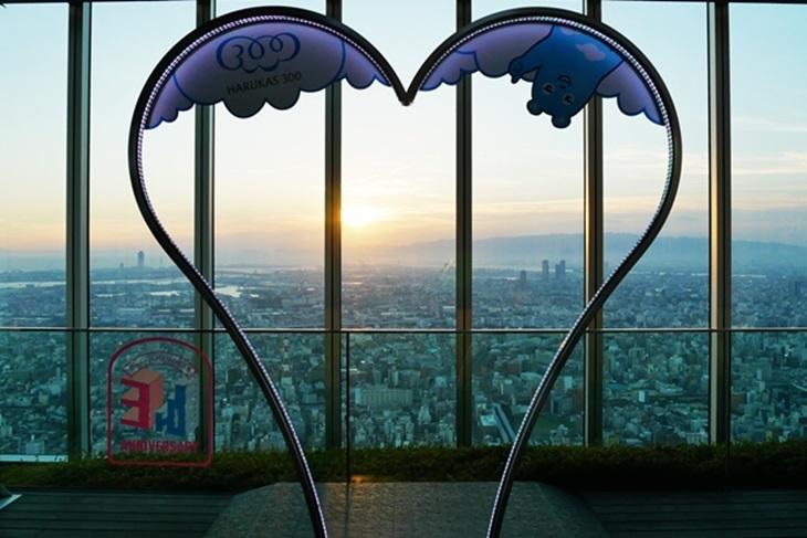 日本環球影城一日門票+VIP入園手環+阿倍野 HARUKAS 展望台