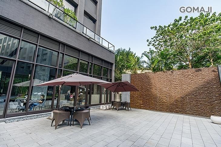 白金花園酒店-花園咖啡廳 食光藝廊
