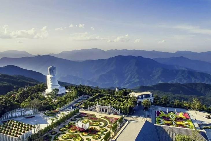 越南-峴港一日遊(峴港巴拿山、纜車遊覽、佛手金橋、法國村)
