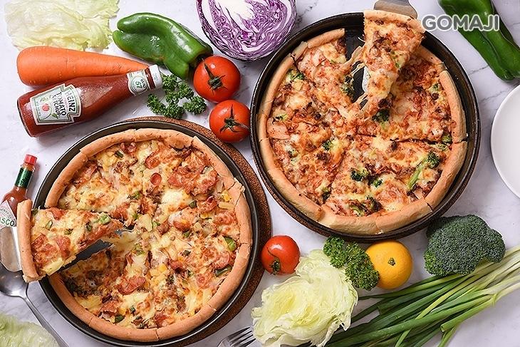 憶客披薩(中華店)