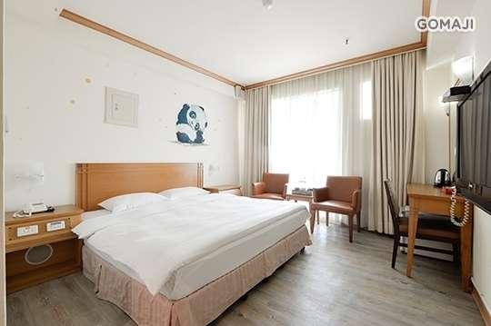 Hotel j日月光國際飯店-礁溪&墾丁兩館聯賣