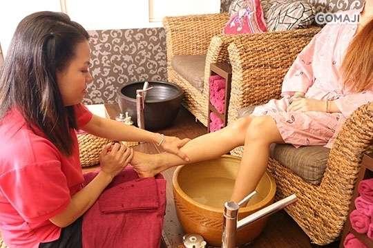 柬埔寨風情SPA養生館
