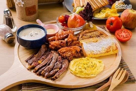 目嘻嘻早午餐
