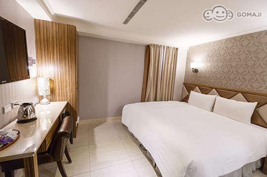 高雄-鳥巢NEST Hotel-中華館
