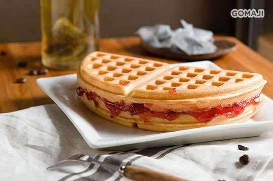 IM waffle現烤手工鬆餅