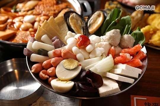 兩餐두끼韓國年糕火鍋