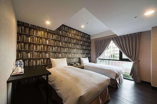 台北-趣旅館‧林森館