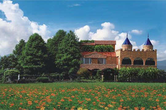 宜蘭-芯園~我的夢中城堡