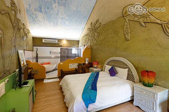 墾丁-卡拉卡拉渡假旅店 Pancala inn
