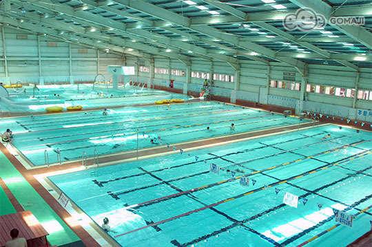 威尼斯溫水游泳池