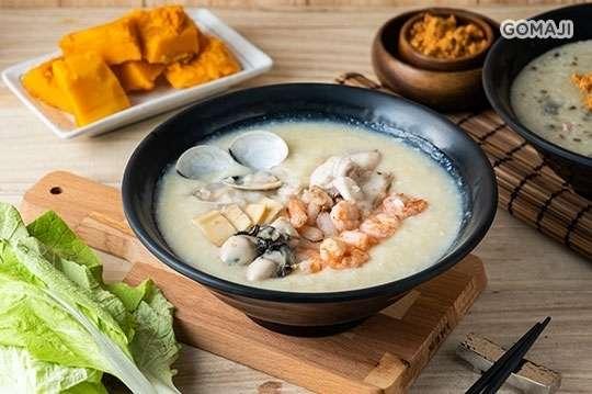 覺饌廣東粥&鍋燒麵
