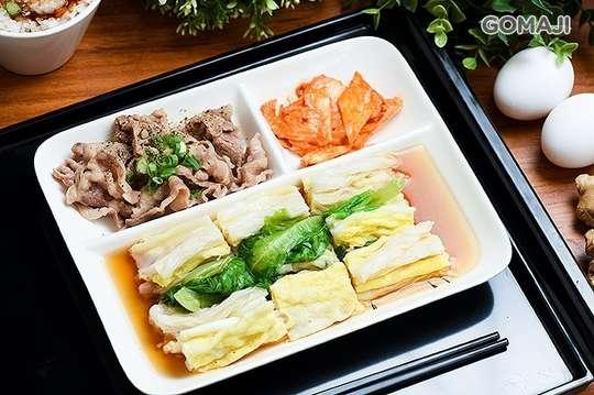 倫翔洋綜合餐飲(腸粉 漬飯)