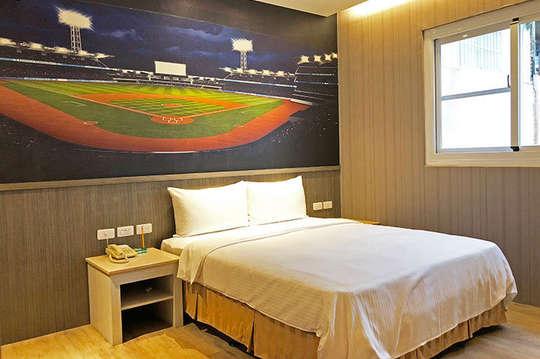 高雄-樂逸文旅棒球館