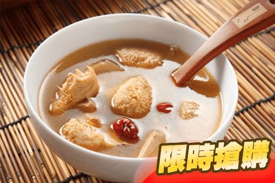 泰凱食堂麻油猴頭杏鮑菇