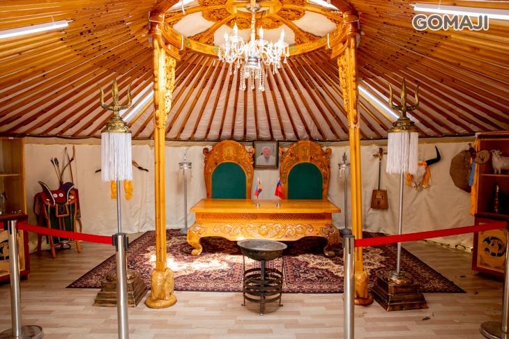 松田崗蒙古渡假村-鐵木真蒙古烤肉餐廳
