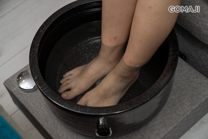 練腳足體養生館