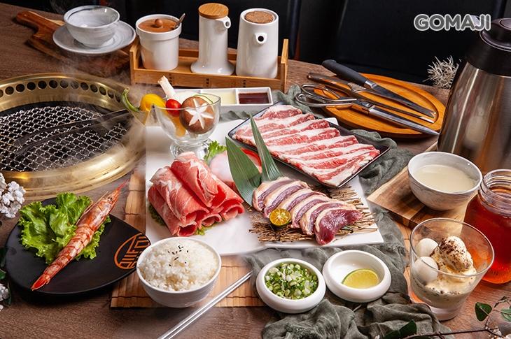 燒肉同話 平日單人套餐