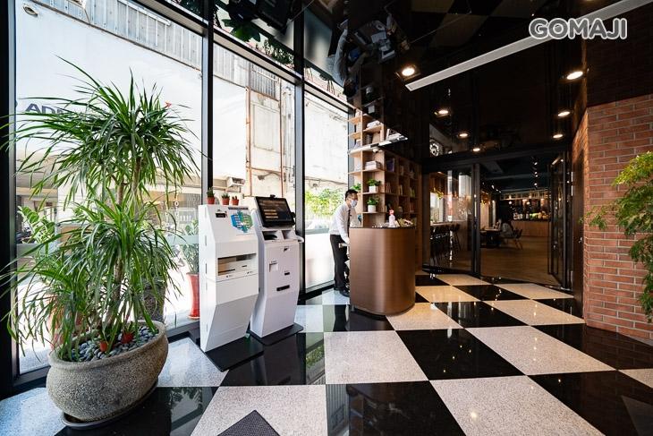台中-城中城飯店