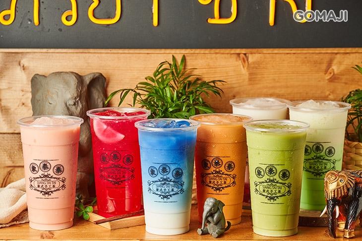 象泰泰手工泰式奶茶店