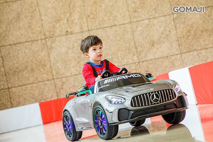 享賓士原廠授權升級版雙驅/四驅兒童電動車折價100元優惠