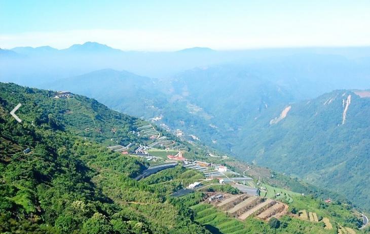 合歡山翠峰農場