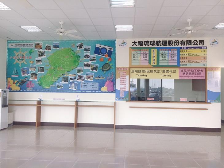 大福琉球航運(鹽埔-小琉球)