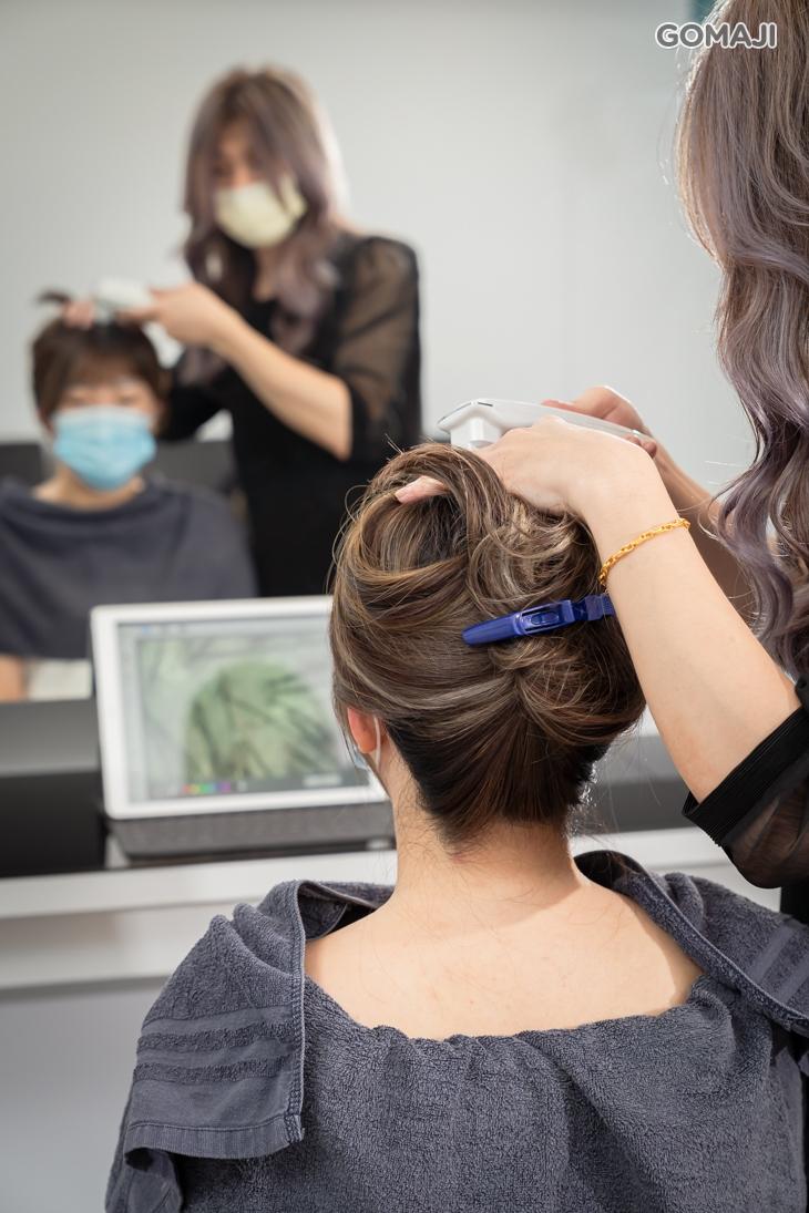 玩美髮型-頭皮養護館