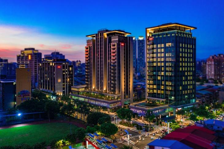 台北-傑仕堡商旅板橋館
